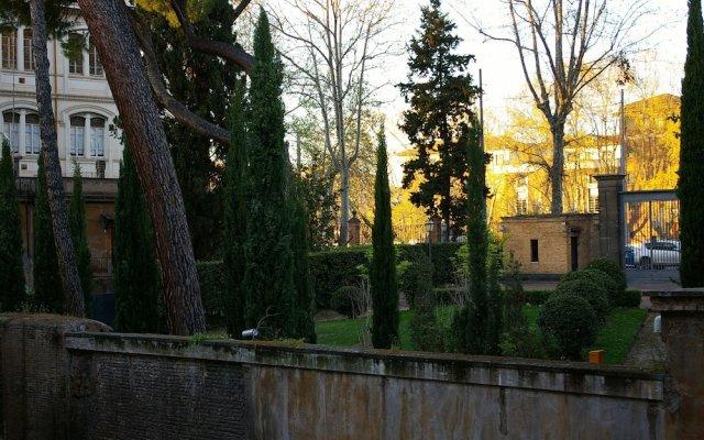 Отель Casa in Trastevere Италия, Рим - отзывы, цены и фото номеров - забронировать отель Casa in Trastevere онлайн вид на фасад