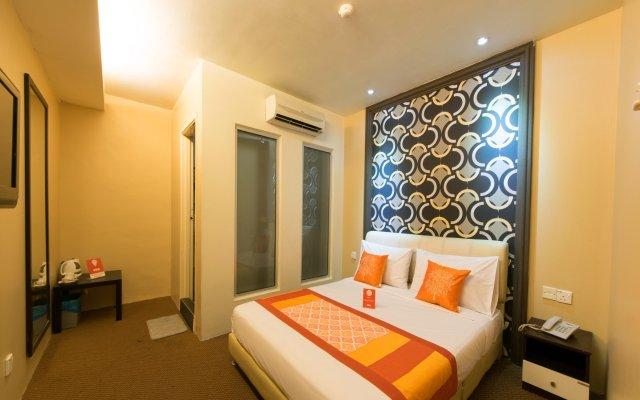 Отель OYO 126 Rae Hotel Малайзия, Куала-Лумпур - отзывы, цены и фото номеров - забронировать отель OYO 126 Rae Hotel онлайн комната для гостей