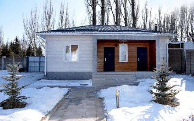 Отель Asman-TOO Кыргызстан, Каракол - отзывы, цены и фото номеров - забронировать отель Asman-TOO онлайн вид на фасад
