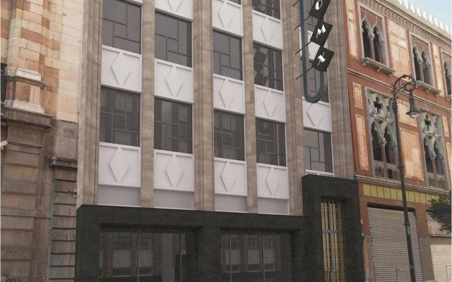 Отель Punto MX Мексика, Мехико - отзывы, цены и фото номеров - забронировать отель Punto MX онлайн вид на фасад