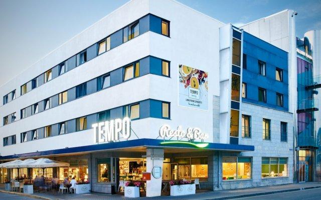 Отель Tallink Express Hotel Эстония, Таллин - - забронировать отель Tallink Express Hotel, цены и фото номеров вид на фасад