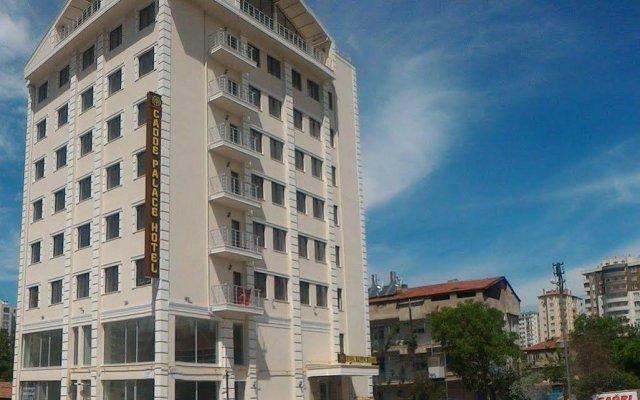 Cadde Palace Hotel Турция, Кайсери - отзывы, цены и фото номеров - забронировать отель Cadde Palace Hotel онлайн вид на фасад