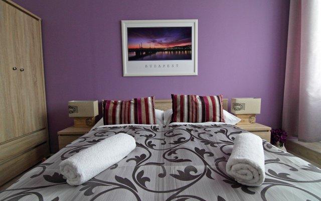 Апартаменты Abt Apartments Budapest Karoly комната для гостей
