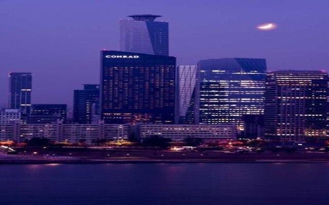 Отель Conrad Seoul Южная Корея, Сеул - 1 отзыв об отеле, цены и фото номеров - забронировать отель Conrad Seoul онлайн вид на фасад
