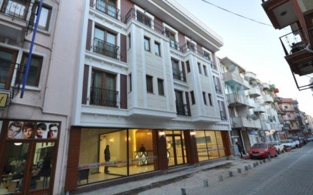 Grand Anzac Hotel Турция, Канаккале - отзывы, цены и фото номеров - забронировать отель Grand Anzac Hotel онлайн вид на фасад