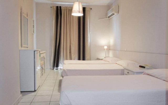 Отель Noufara Hotel Греция, Родос - отзывы, цены и фото номеров - забронировать отель Noufara Hotel онлайн комната для гостей