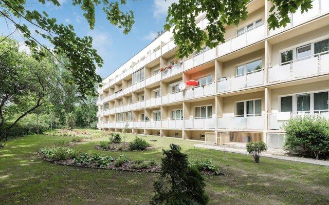 Апартаменты Dom & House - Apartments Glamour Sopot Сопот вид на фасад