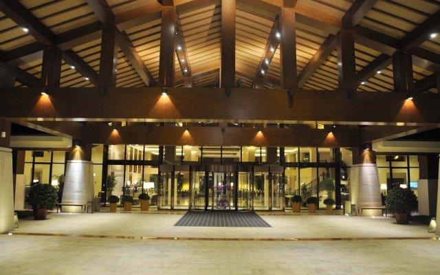 Отель Holiday Inn Resort Beijing Yanqing вид на фасад