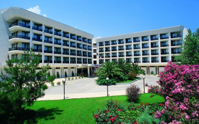 Ozkaymak Marina Hotel - All Inclusive вид на фасад