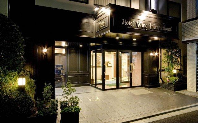 Hotel Wing International Kourakuen вид на фасад