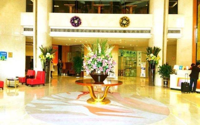 Lijing International Hotel вид на фасад