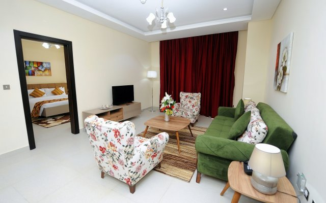 Al Mansour Park Inn Hotel & Apartment комната для гостей