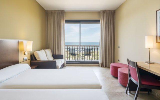 Hotel Ilunion Calas De Conil комната для гостей