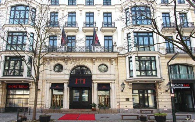 Отель DORMERO Hotel Berlin Ku'damm Германия, Берлин - отзывы, цены и фото номеров - забронировать отель DORMERO Hotel Berlin Ku'damm онлайн вид на фасад
