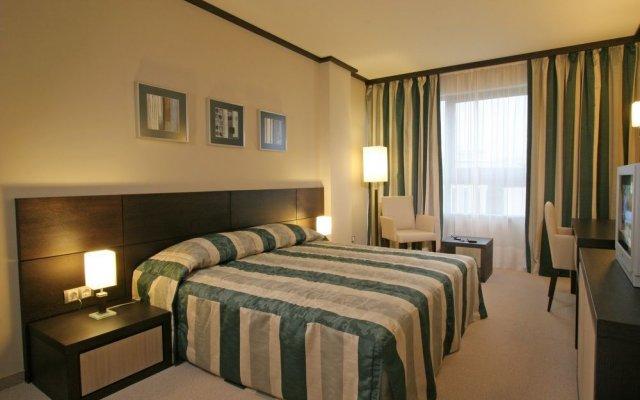 Отель Rosslyn Central Park София комната для гостей