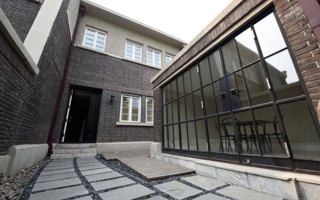 Tianjin Qingwangfu Boutique Hotel вид на фасад
