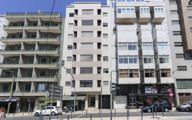 Апартаменты Bellevue Apartment by Homing вид на фасад
