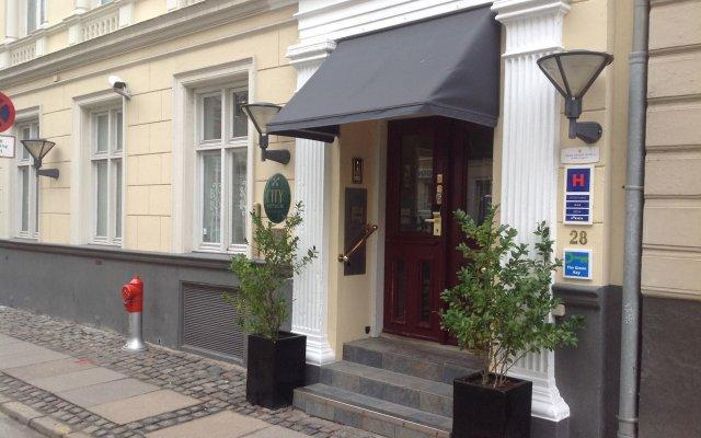 Отель Tiffany Дания, Копенгаген - отзывы, цены и фото номеров - забронировать отель Tiffany онлайн вид на фасад