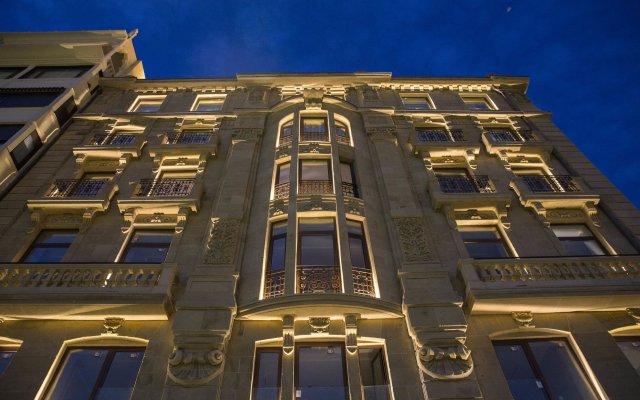 Отель Lasala Plaza Hotel Испания, Сан-Себастьян - отзывы, цены и фото номеров - забронировать отель Lasala Plaza Hotel онлайн вид на фасад