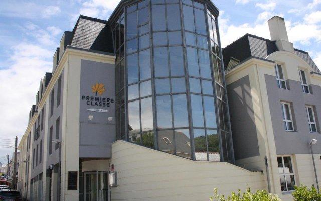 Отель Premiere Classe Douarnenez вид на фасад