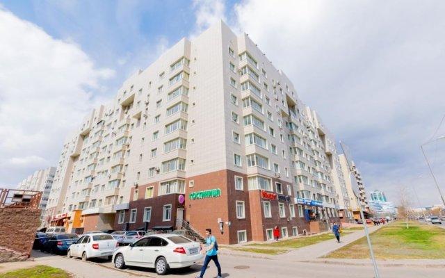 Гостиница «Мырза» Казахстан, Нур-Султан - отзывы, цены и фото номеров - забронировать гостиницу «Мырза» онлайн вид на фасад