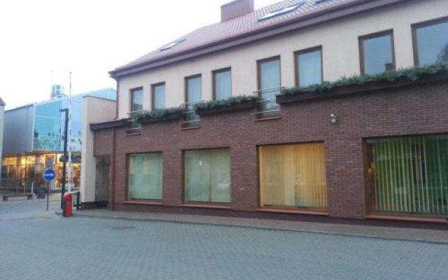 Отель KETA Литва, Мариямполе - отзывы, цены и фото номеров - забронировать отель KETA онлайн вид на фасад