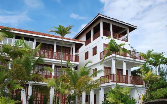 Отель Marina Bentota Шри-Ланка, Бентота - отзывы, цены и фото номеров - забронировать отель Marina Bentota онлайн вид на фасад