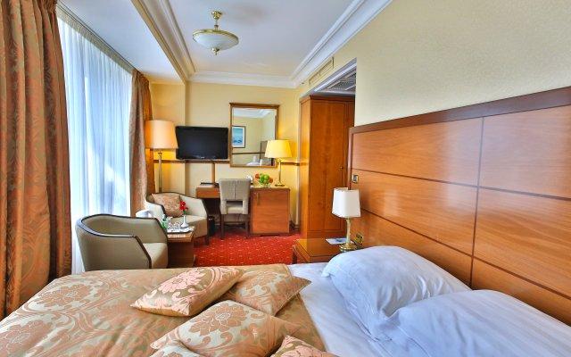 Гостиница Золотое кольцо комната для гостей
