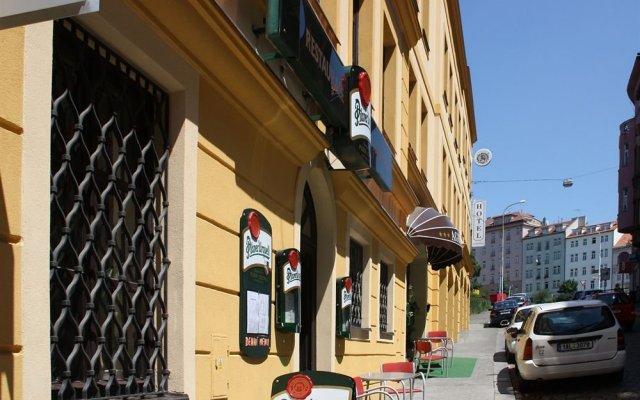 Hotel Agricola вид на фасад