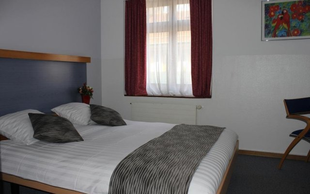 Отель Bel'Espérance Швейцария, Женева - отзывы, цены и фото номеров - забронировать отель Bel'Espérance онлайн комната для гостей