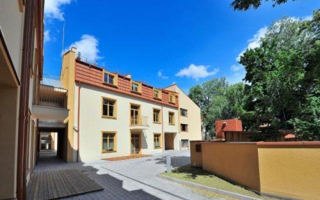 Отель Old Town Stay Apartment Литва, Вильнюс - отзывы, цены и фото номеров - забронировать отель Old Town Stay Apartment онлайн вид на фасад