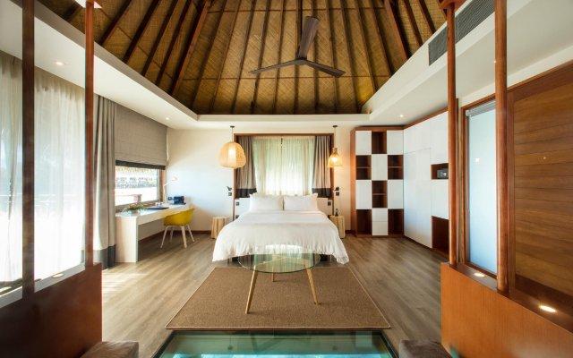 Отель Tahiti Ia Ora Beach Resort - Managed by Sofitel Французская Полинезия, Пунаауиа - отзывы, цены и фото номеров - забронировать отель Tahiti Ia Ora Beach Resort - Managed by Sofitel онлайн комната для гостей