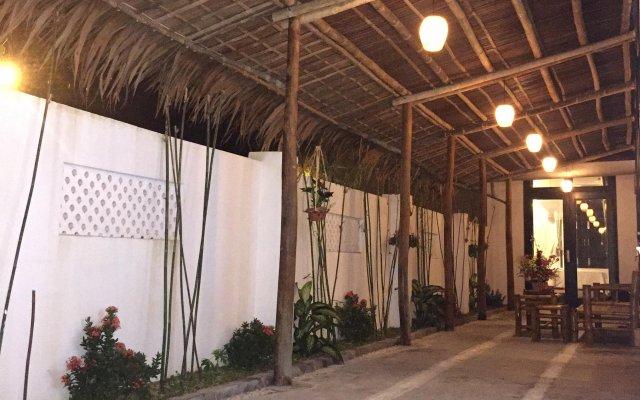Отель An Bang Vera Homestay Вьетнам, Хойан - отзывы, цены и фото номеров - забронировать отель An Bang Vera Homestay онлайн вид на фасад