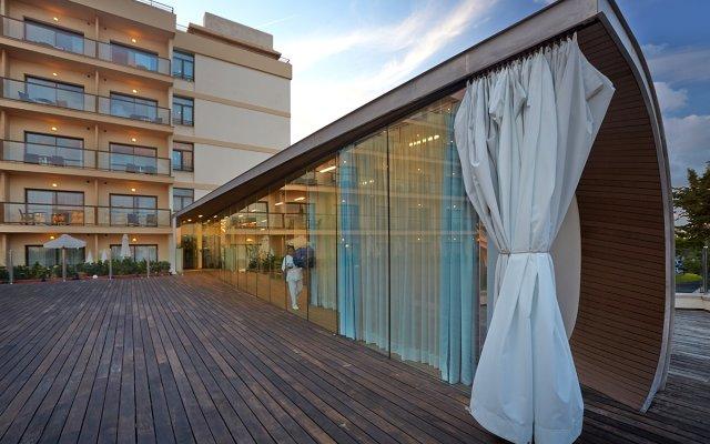 Отель AluaSoul Palma - Adults Only Испания, Пальма-де-Майорка - отзывы, цены и фото номеров - забронировать отель AluaSoul Palma - Adults Only онлайн вид на фасад