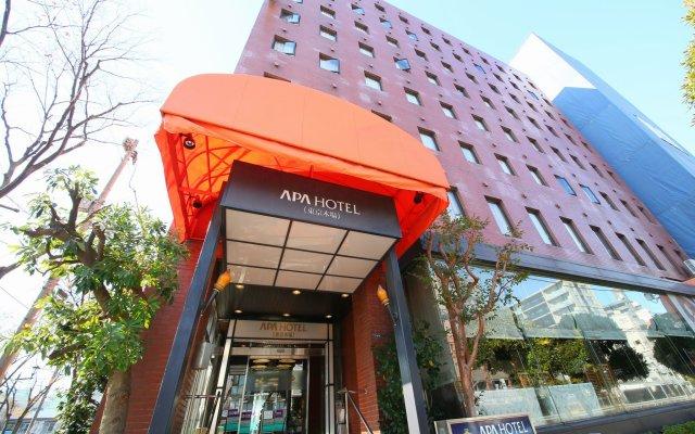 Отель APA Hotel Tokyo Kiba Япония, Токио - отзывы, цены и фото номеров - забронировать отель APA Hotel Tokyo Kiba онлайн вид на фасад
