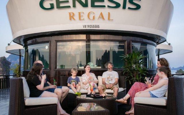Отель Genesis Regal Cruise вид на фасад