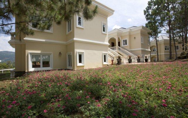 Отель Dalat Edensee Lake Resort & Spa Уорд 3 вид на фасад