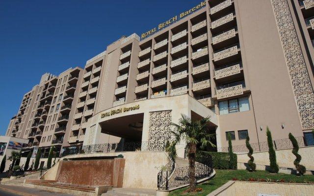 Отель Menada Apartments in Royal Beach Resort Болгария, Солнечный берег - отзывы, цены и фото номеров - забронировать отель Menada Apartments in Royal Beach Resort онлайн вид на фасад