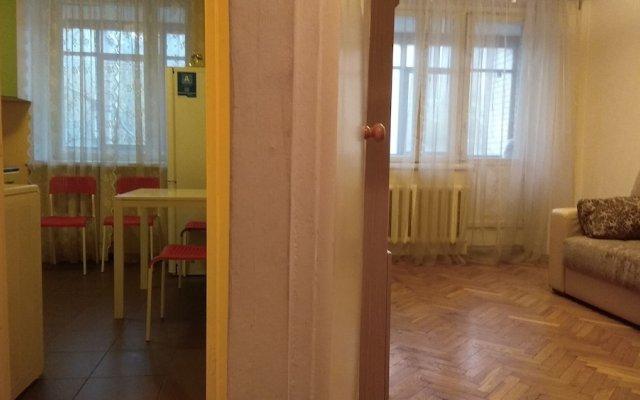 Апартаменты LUXKV Apartment on Rublevskoe shosse 5 комната для гостей