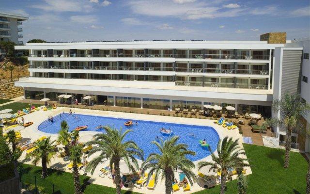 Отель Alfagar Alto da Colina вид на фасад