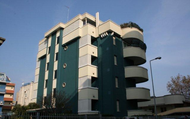 Отель Residenza Levante вид на фасад