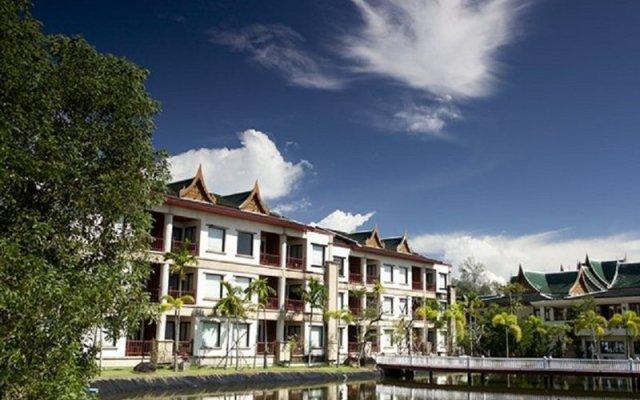 Отель Andaman Princess Resort & Spa вид на фасад