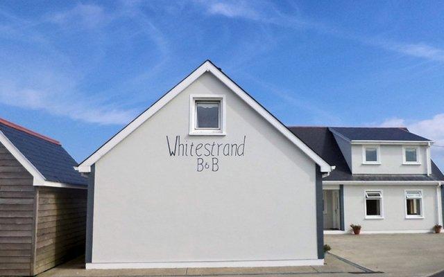 Отель Whitestrand B&B вид на фасад