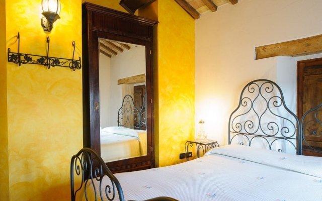 Отель Bed And Breakfast San Firmano Монтелупоне вид на фасад