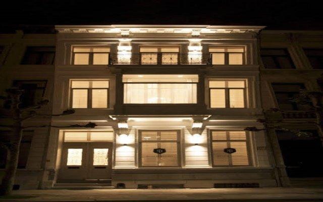 Отель Maison de Trazegnies Antwerp Бельгия, Антверпен - отзывы, цены и фото номеров - забронировать отель Maison de Trazegnies Antwerp онлайн вид на фасад