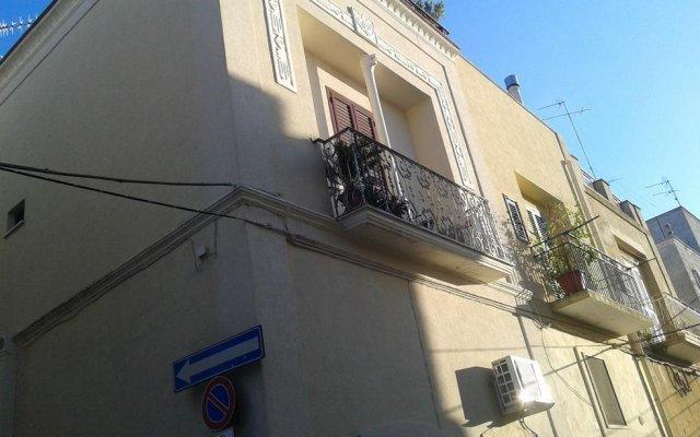 Отель B&B La Volta Бернальда вид на фасад