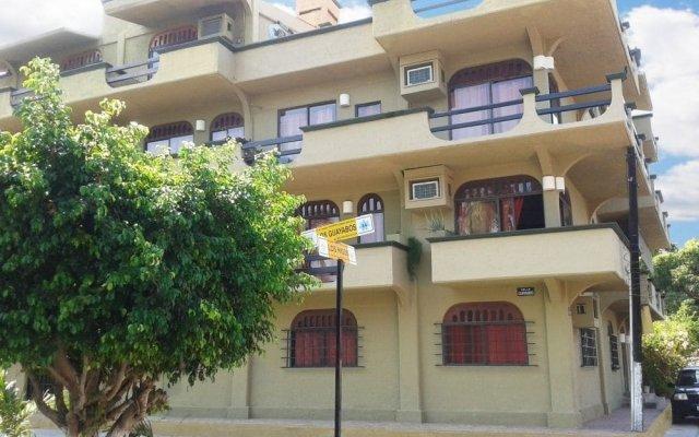 Отель Solimar Inn Suites вид на фасад
