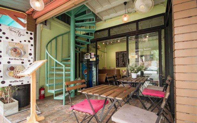 Отель Counting Sheep Hostel Таиланд, Бангкок - 1 отзыв об отеле, цены и фото номеров - забронировать отель Counting Sheep Hostel онлайн вид на фасад
