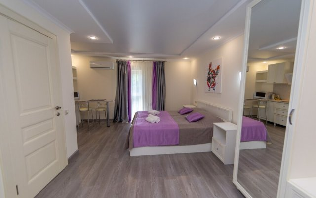 Гостиница Apart-hotel Five Nests в Сочи отзывы, цены и фото номеров - забронировать гостиницу Apart-hotel Five Nests онлайн комната для гостей