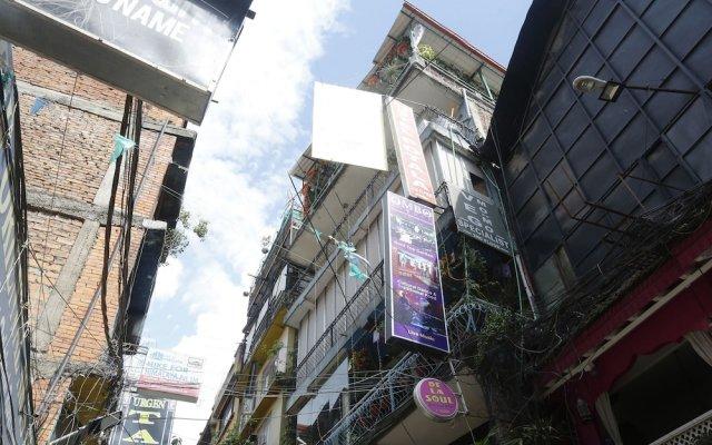 Отель Potala Непал, Катманду - отзывы, цены и фото номеров - забронировать отель Potala онлайн вид на фасад